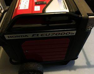 Portable / Honda EU7000is - Inverter Generator for Sale in St. Louis, MO