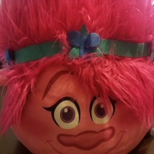 "New Large 14"" Trolls Poppy Cloud Pillow for Sale in Los Angeles, CA"