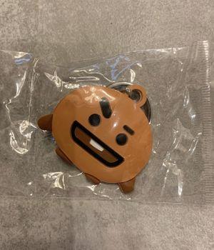 Kpop bts bt21 shooky keychain for Sale in Silver Spring, MD