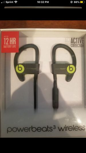 Powe Beats 3 Wireless for Sale in Chino, CA