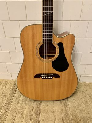 Alvarez / AD60SC NAT / solid top dreadnought acoustic guitar for Sale in Sandy Springs, GA