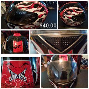 Full face motorcycle helmet medium for Sale in Monroe, MI