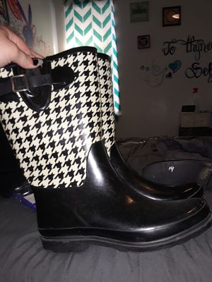 Rain boots for Sale in Norman, OK