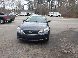 08 Lexus gs350 for Sale in West Bridgewater, MA