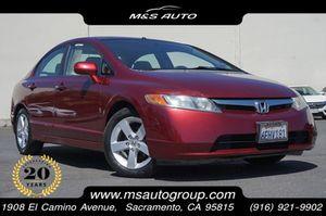 2008 Honda Civic Sdn for Sale in Sacramento, CA
