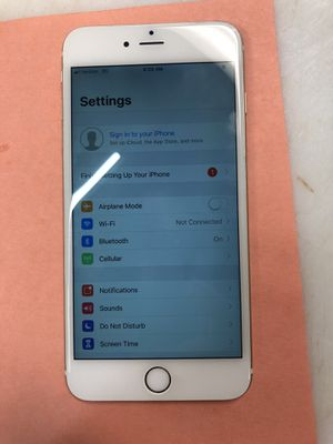 IPhone 6 Plus 128 GB unlocked for Sale in Vancouver, WA