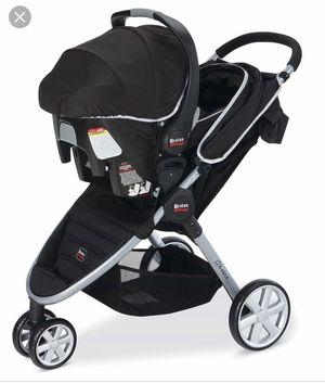 Britax B-Agile B Safe Travel System (Stroller & Car seat) for Sale in Deltona, FL