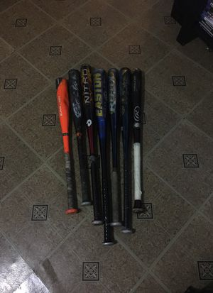 Metal Baseball Bats for Sale in New York, NY