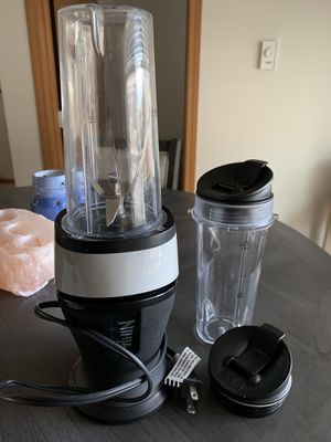 Ninja Fit Single Serve Blender for Sale in Mukilteo, WA