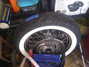 Roadking front tire and rim for Sale in Pomona, CA