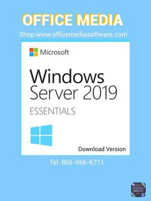 Microsoft Windows server 2019 for Sale in Los Angeles, CA