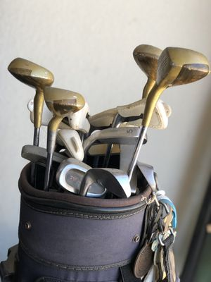 LADIES GOLF CLUBS—JUST RE-GRIPPED OCT 2020 for Sale in Phoenix, AZ