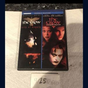 2 Film Crow DVD for Sale in Fort Lauderdale, FL