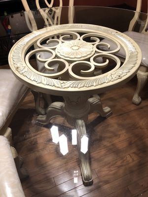 Glass Dining Table for Sale in Springfield, VA