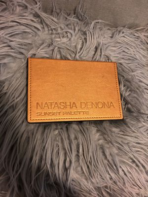 NATASHA DENONA eyeshadow palette for Sale in Chicago, IL