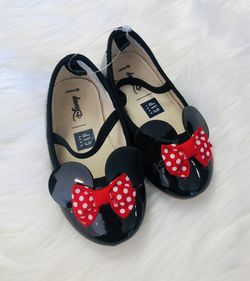 Disney Baby Gap Minnie Mouse Dress Shoes *Size 5 for Sale in Salem,  OR