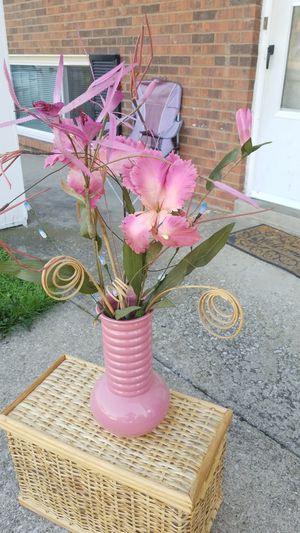 Beautiful Artificial Flowers with Vase for Sale in Lexington, KY
