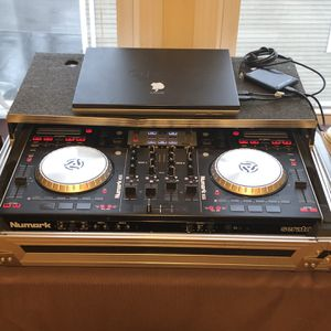 Numark Ns6 With B52 Speakers for Sale in Torrington, CT