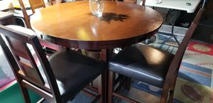 Bar height Pub table and chairs for Sale in Birmingham, AL