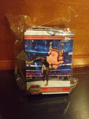WWE for Sale in E RNCHO DMNGZ, CA