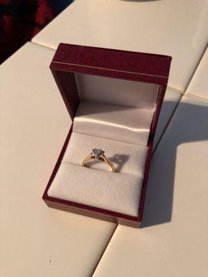Beautiful promise ring 10k Gold for Sale in Phoenix, AZ