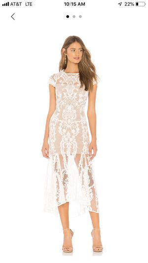Beautiful White Lace Dress for Sale in Pottstown, PA