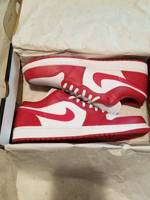 New Jordan 1 Low Gym Red size 12 for Sale in Philadelphia, PA