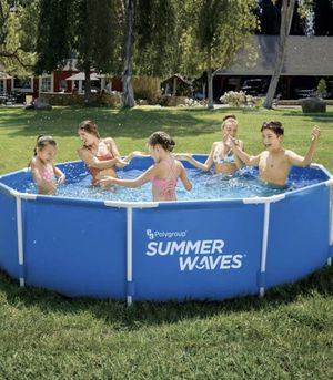Summer Waves Pool 10 Ft for Sale in Andover, MA