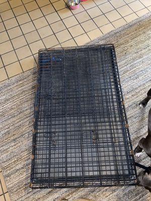 XL dog crate for Sale in Harrisonburg, VA
