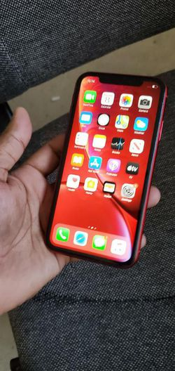 iPhone XR , !|Factory Unlocked & iCloud Unlocked..Full fresh Like New & This phone comes with accessories... for Sale in Springfield,  VA