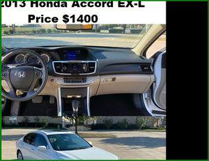 ֆ14OO_2013 Honda Accord EX-L for Sale in Norfolk, VA