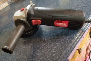 """ANGLE GRINDER ELECTRIC, DRILL MASTER 4 1/2"""" ....USED GOOD CONDITION for Sale in Mesquite, TX"""