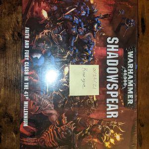 Warhammer Shadowspear NIB for Sale in Los Angeles, CA