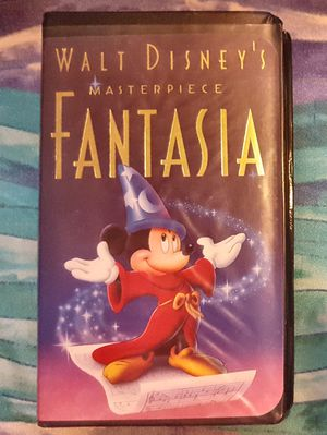Fantasia VHS for Sale in Kent, WA