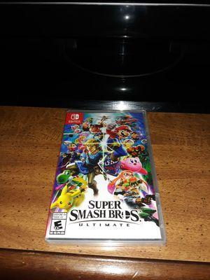 Super Smash Bros Ultimate for Nintendo Switch for Sale in Covina, CA