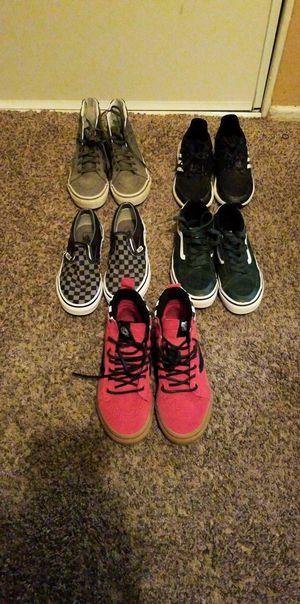 Van's shoes for Sale in Corona, CA