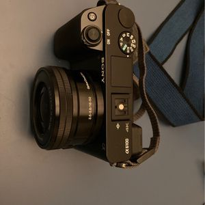 SONY ALPHA A6100 for Sale in Laurel, MD