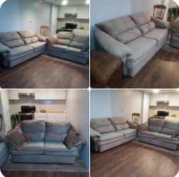 Couch and loveseat set for Sale in St. Louis,  MO