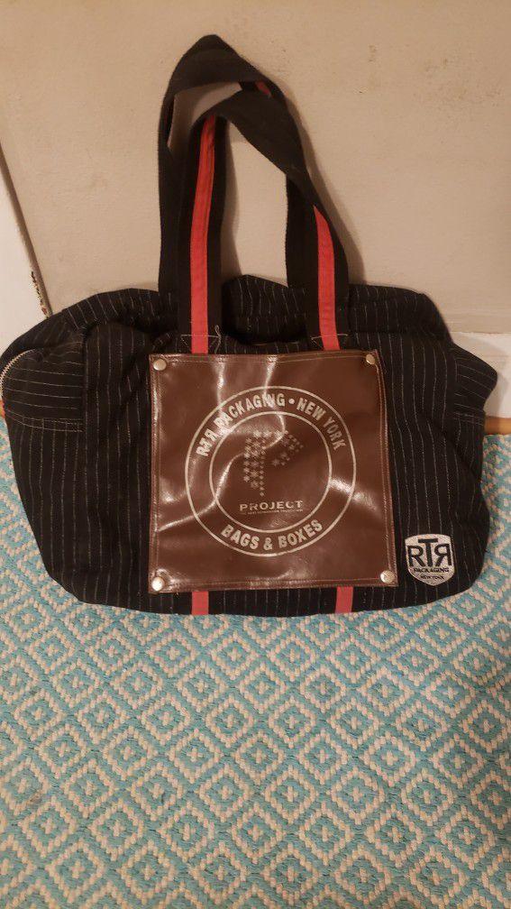 RTR Wool Duffle Bag