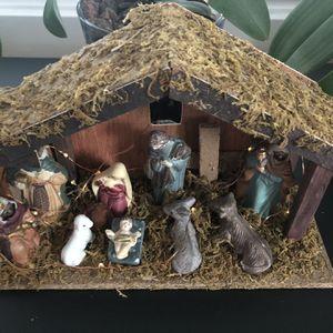 Nativity Scene for Sale in Everett, WA