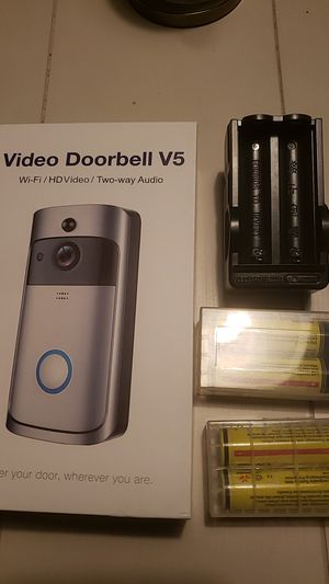 Video doorbell v5 for Sale in Romeoville, IL