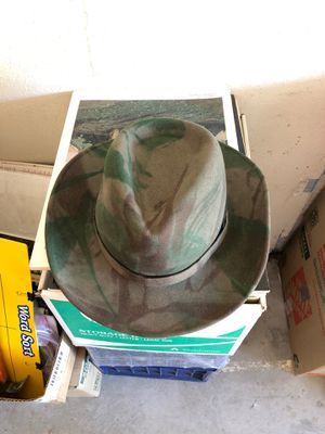 Camouflage Hat for Sale in Glendale, AZ