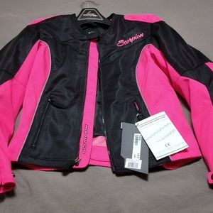 Scorpion Womens Motorcycle Jacket (New/never worn) for Sale in Tigard, OR