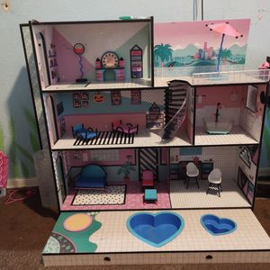 Lol Doll House for Sale in El Cajon, CA
