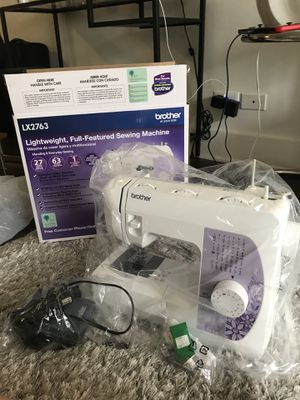 Brother Sewing Machine LX 2763 for Sale in Queens, NY