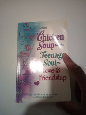 Chicken soup for the teenage soul on Love and friendship for Sale in Steubenville, OH