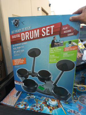 Drum set electronic. New for Sale in Norwalk, CA