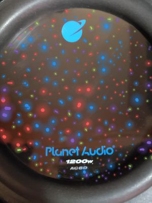 Planet Audio 1200w AC8D Speaker in Rockville Box for Sale in Knoxville, TN