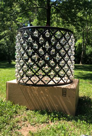 Large ceiling light chandelier for Sale in Hendersonville, TN