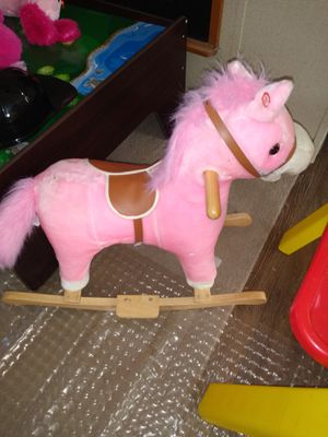 Pony rocker for Sale in Miami, OK